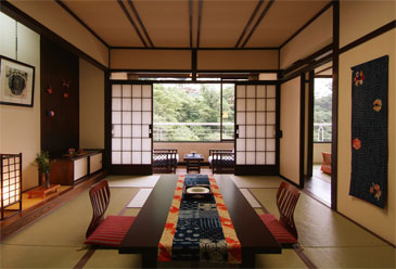 Japanese Room Style - Interior Design